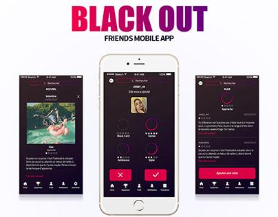BlackOut - Mobile App