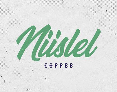 Niislel Coffee (Branding Idea)