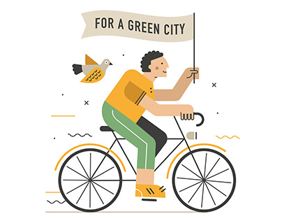 For A Green City