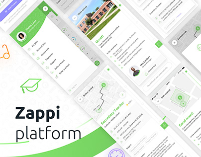 Zappi Platform Design - Putting Teachers in Control