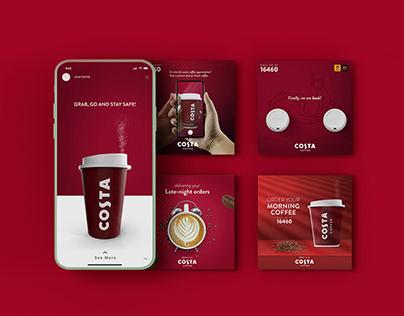 COSTA | Branding & Social Media