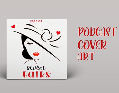 podcast cover design