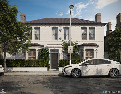 Geoff Hawkes House_UK