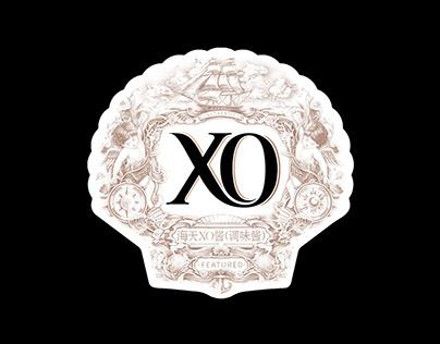 凌云创意出品---海天XO酱
