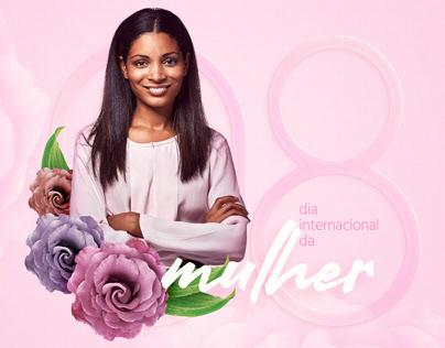 Dia internacional da mulher - Tramar