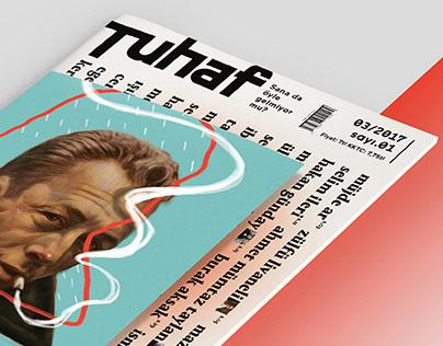 Tuhaf Magazine