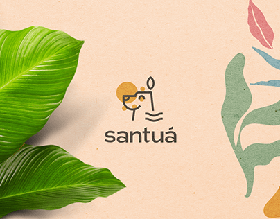 Santuá — Branding