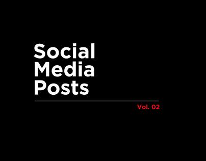 Social Media Posts   Netflix India   Vol. 02