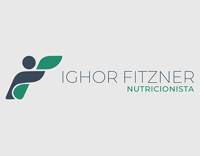 Logo - Ighor Fitzner Nutricionista