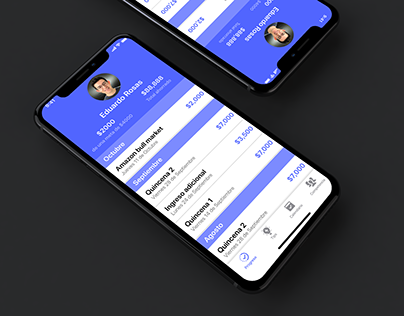 Daily UI 006 - Profile Page