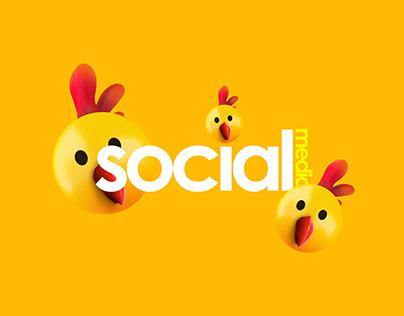 poultry social media