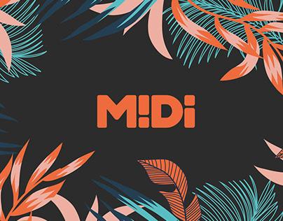M I D I