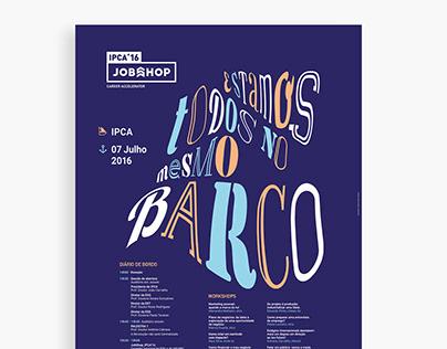 Jobshop 2016 - IPCA
