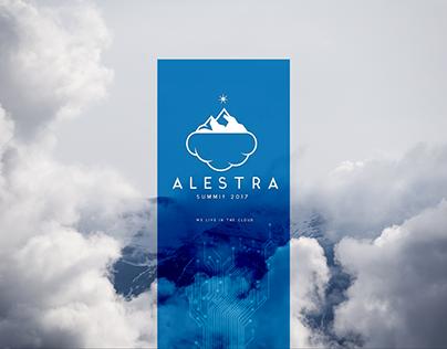Alestra Summit Identity
