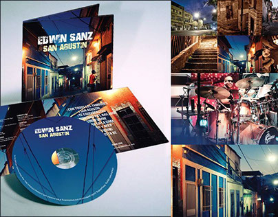 Producción artista Edwin Sanz