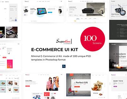 Superstore Web UI Kit