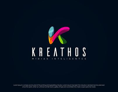 Kreathos Media Logo