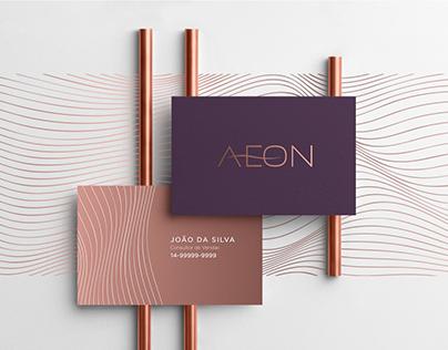 Aeon | Branding & Visual Identity