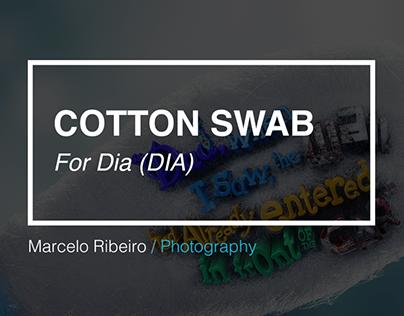 Cotton Swab (DIA)
