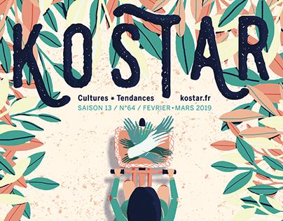 Kostar Magazine