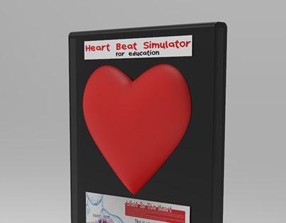 Heart Beat Simulator For Education