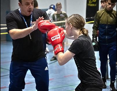 Boxring Condor Limburg