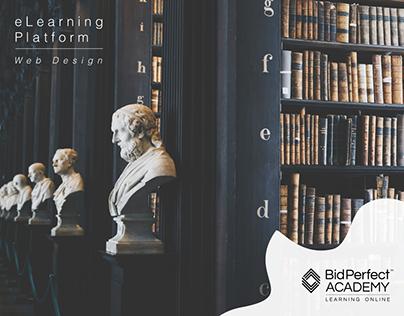 Bid Academy - eLearning Platform