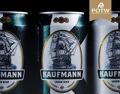 Kaufmann / Brand & Packaging Design