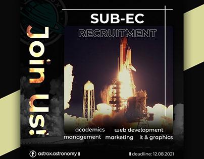 Astrox-Recruitment