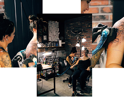 Melissa Freeman, Envision Tattoo