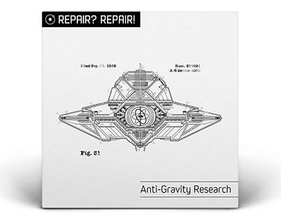 Repair? Repair! Album Artwork
