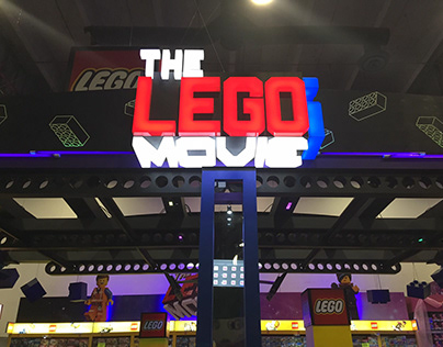 Lego Stand for ETJ Mexico