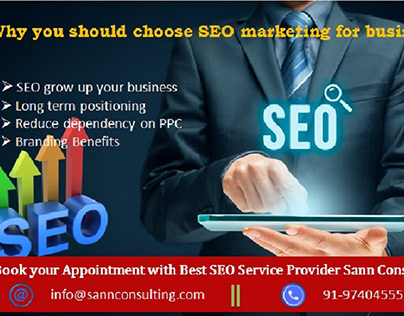 Why you should choose seo marketing for business?