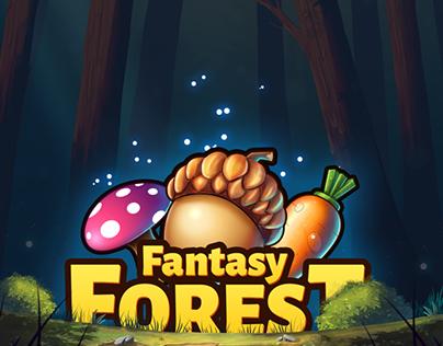 Fantasy Forest Game Assets