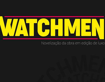 Edição de Luxo - Watchmen