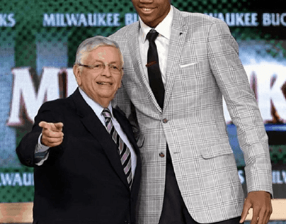 Giannis Antetokounmpo was drafted as an unknown at 18,