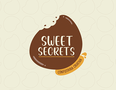 Identidade Visual Sweet Secrets