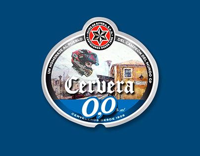 Cervera 0,0. Estrella Galicia / Brand Experience