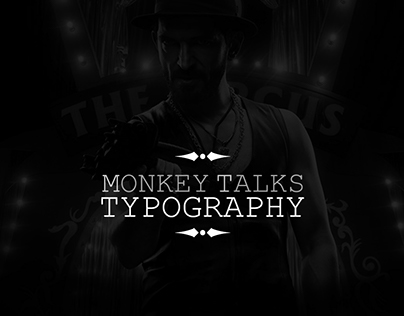 Monkey Talks Typography