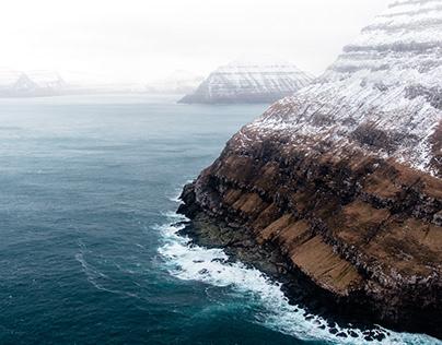 THE WAVES SHAPE THE SHORE – Faroe Islands