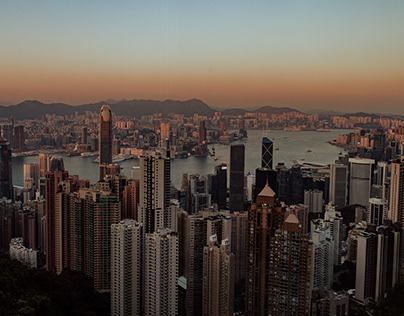Hongkong - 香港