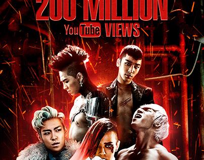 YG - BIGBANG 'FANTASTIC BABY'