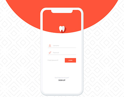 Dental Doctors Booking App.