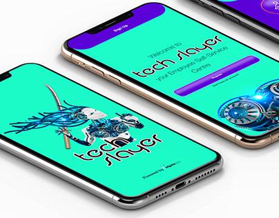 Mpilo Tech - Tech Slayer App UX/UI