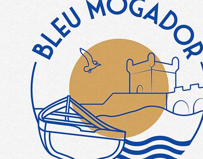 Bleu Mogador / Brand Identity