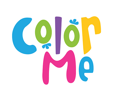 Color Me Kids Logo Branding