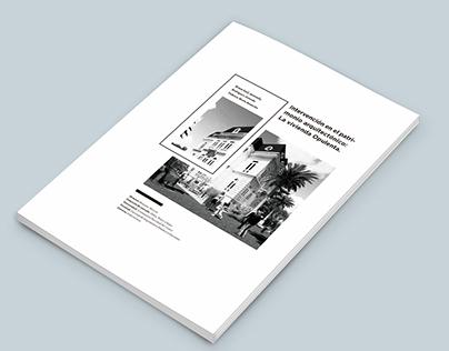 Diseño de Tesis de Arquitectura FADU-UNL