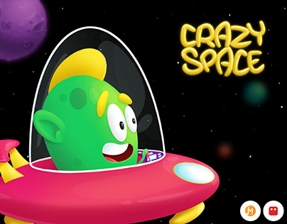 Crazy Space - Hyper casual game (2019)
