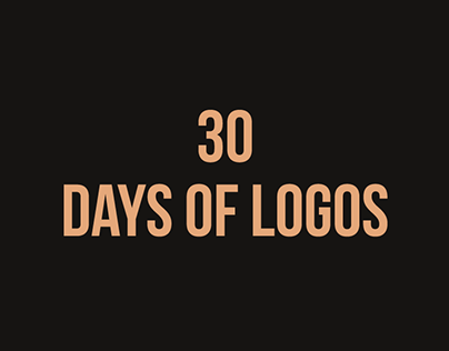30 Days of Logos | Logofolio