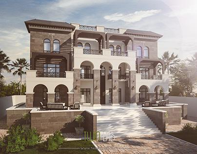 classic private villa
